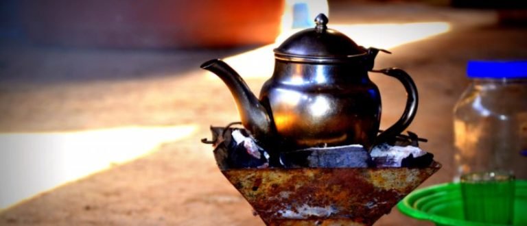 Article : La nuit autour du thé