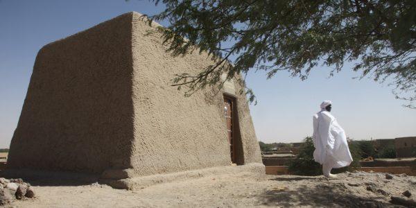 Un mausolée restauré AFP / SÉBASTIEN RIEUSSEC