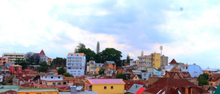 Article : Antananarivo, la ville arc-en-ciel !