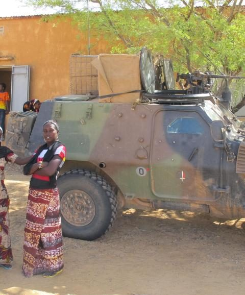 Sahel armée française
