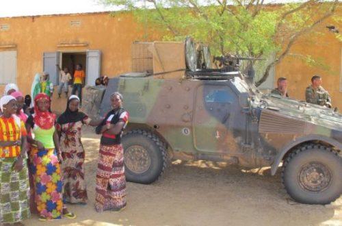 Article : La défense, la (seule) force de la politique française au Sahel