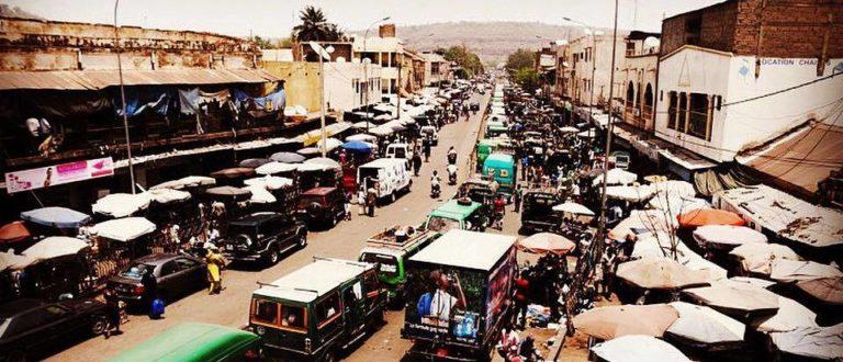 Article : A Bamako, la drague est une affaire de géographie !