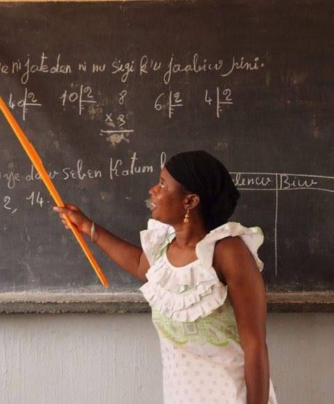 langues mali
